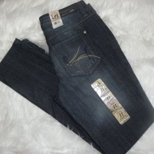 NWT  L.E.I. - Ashley Trouble Skinny Jeans